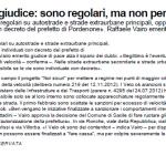Sacile Velo ok, il giudice_ sono regolari, ma non per far cassa - Cronaca - Messaggero Veneto
