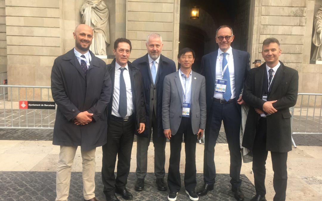 Veronamercato a Barcellona con l'Unione Mondiale dei Mercati