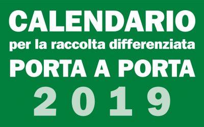Da oggi il calendario estivo della raccolta porta a porta dei rifiuti a Verona