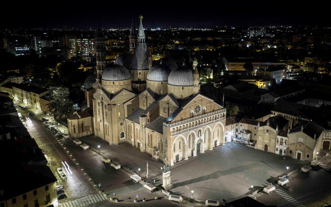 AcegasApsAmga: una nuova luce per il Basilica di Sant'Antonio a Padova