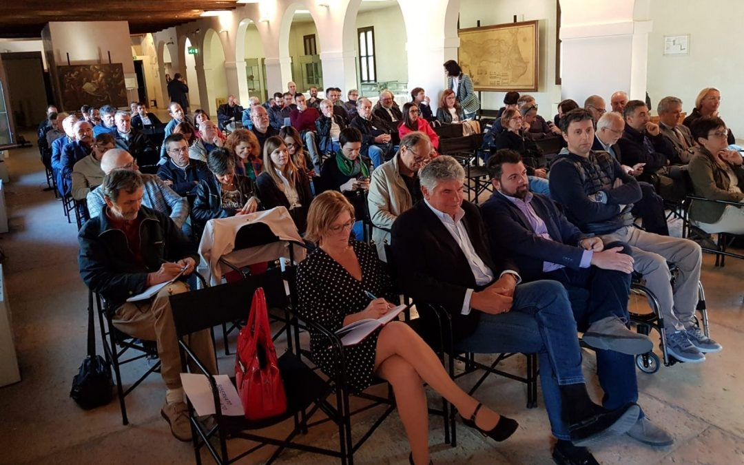 Cambiamenti climatici e inquinanti emergenti: grande interesse oggi a Rovigo al seminario sul servizio idrico