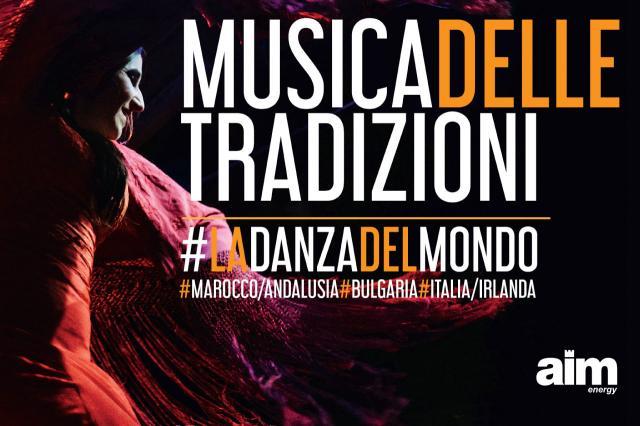 """""""Musica delle Tradizioni"""" al Teatro Comunale di Vicenza con AIM Energy"""