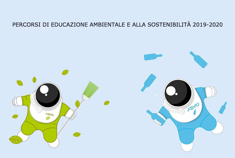 """Al via """"Gli ASVOnauti"""" il progetto didattico dell'azienda Ambiente Servizi Venezia Orientale"""