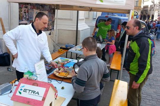 San Giorgio in Bosco: da novembre a gennaio iniziative per l'ambiente
