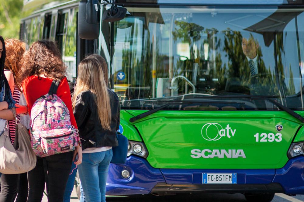 Lavori per la filovia di Verona: ATV sposta due fermate degli autobus in via Cà di Cozzi