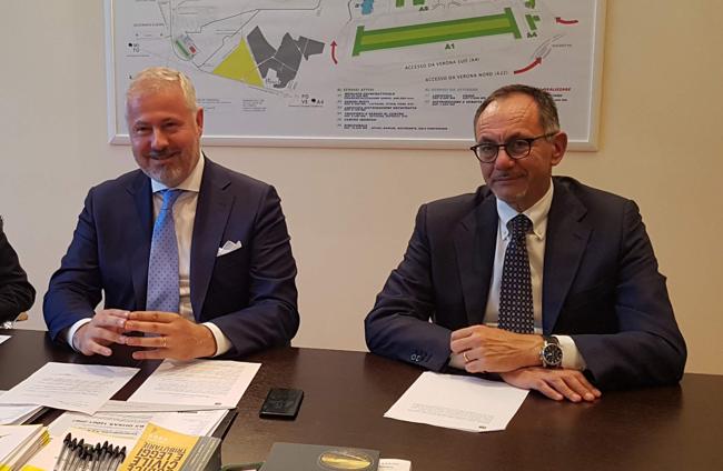 Si consolida a livello nazionale il ruolo strategico di Veronamercato
