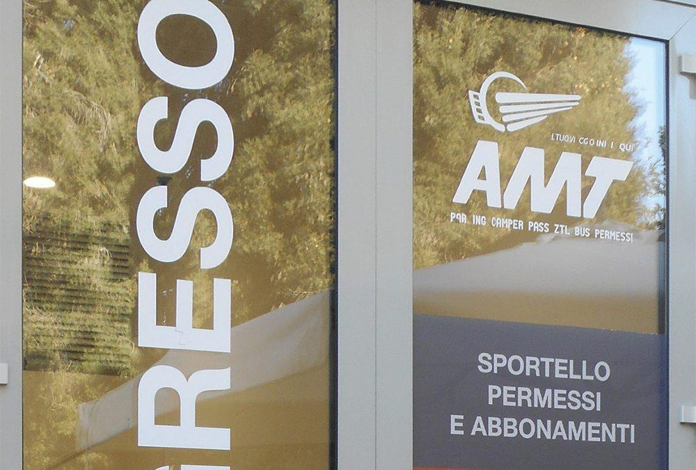 Lo sportello permessi di AMT Verona venerdì 6 dicembre chiuderà prima
