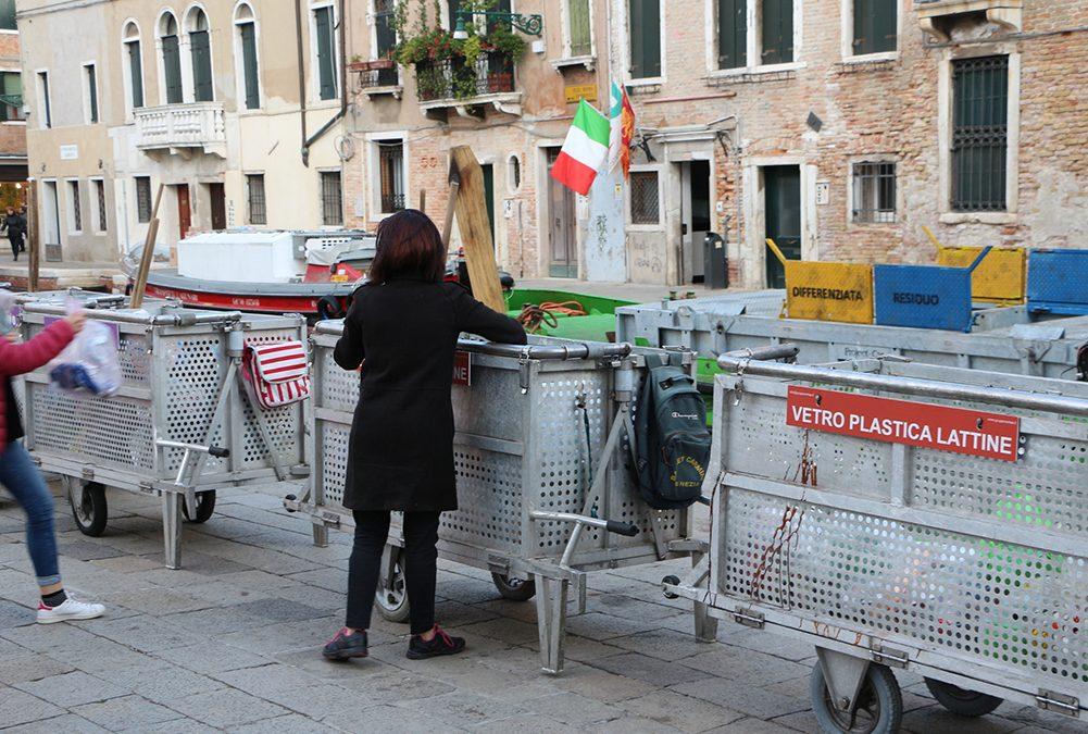 Pubblicato il rapporto ISPRA sui rifiuti: Venezia ancora prima in Italia per la differenziata
