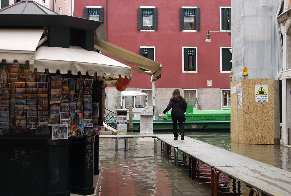 Il Comune di Venezia ha affidato molteplici servizi al Gruppo Veritas