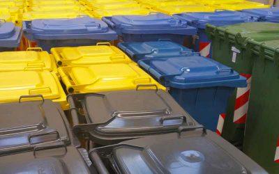 Dal 24 gennaio Etra distribuisce i nuovi contenitori per i rifiuti in località Battistei a Cittadella