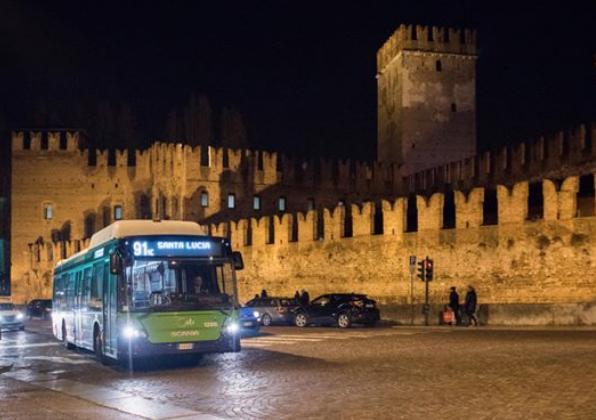 """""""Gensan Giulietta & Romeo Half Marathon"""" a Verona: ATV attiva deviazioni delle linee di bus"""